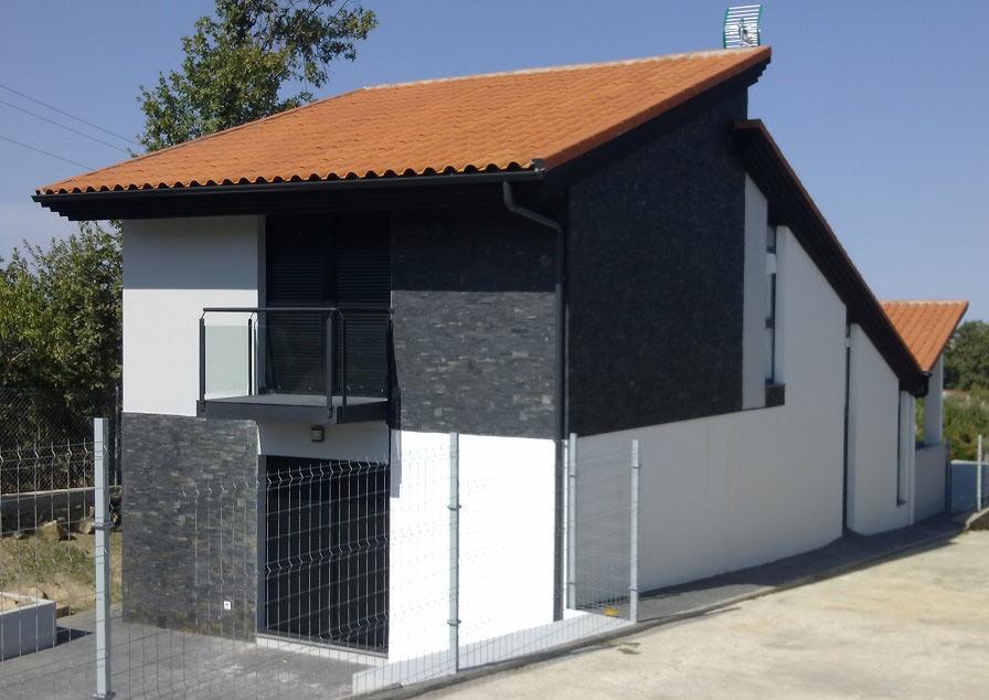 Neubau. Aldeadávila de la Ribera