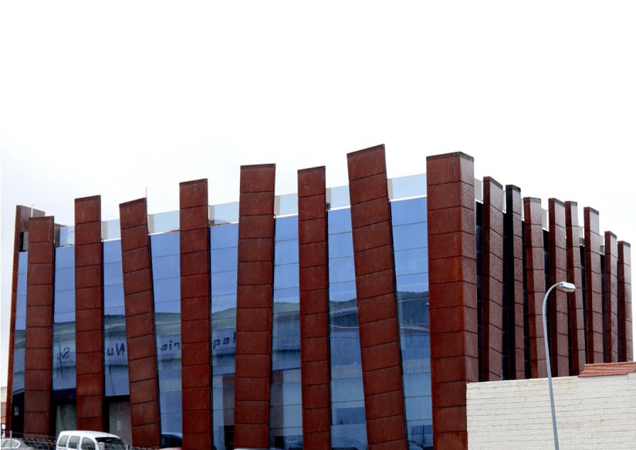 Initia Bürozentrum. P.I. Los Villares de la Reina