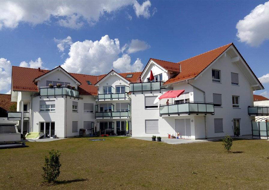 Mehrfamilienhaus (14 Whg). Gilching