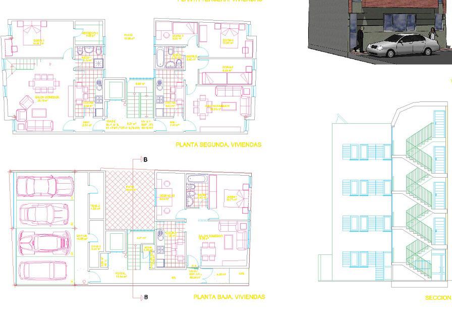 Mehrfamilienhaus (6 Whg). Peñaranda de Bracamonte